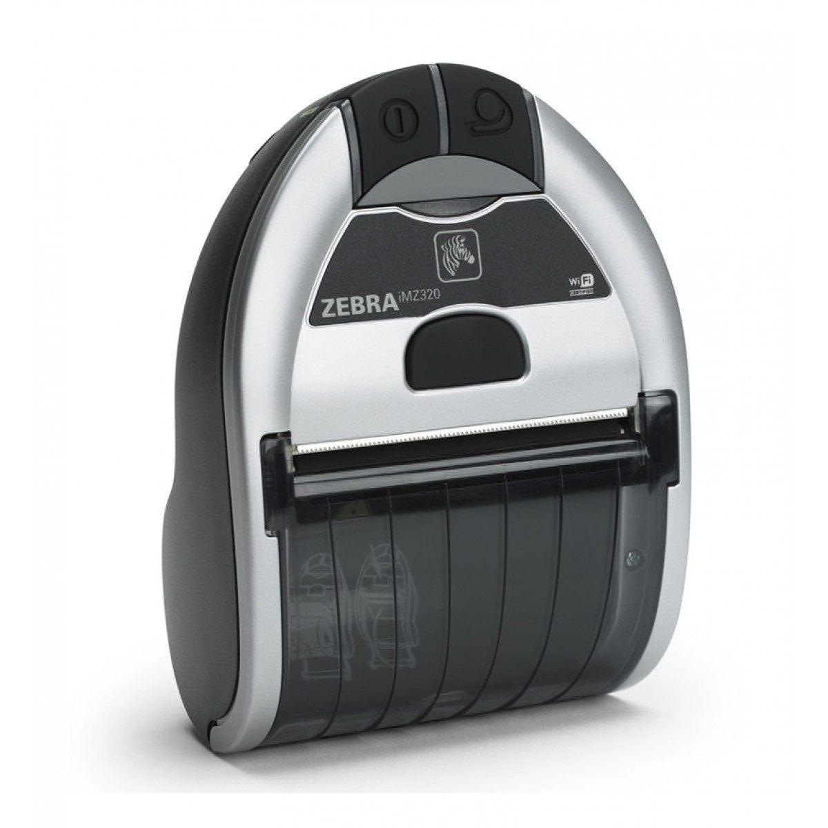 """Impressora Portátil Zebra iMZ320 2,9"""" BT + Carregador de Parede"""