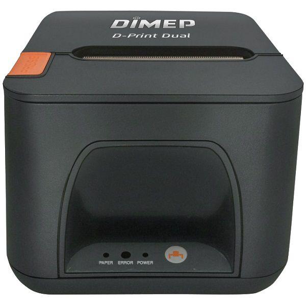 Impressora Térmica de Cupom Não Fiscal Dimep D-Print Dual