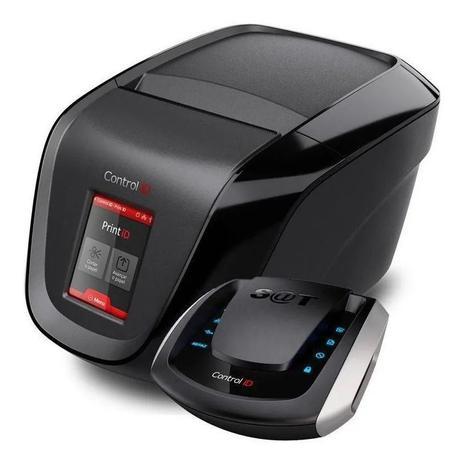 Kit SAT Fiscal Control ID Sat iD + Impressora de Cupom Control ID Print iD