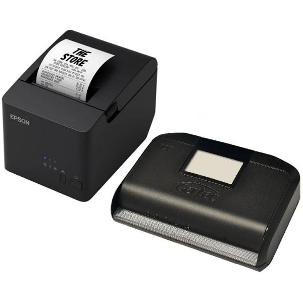 Kit SAT Gertec Gersat + Impressora de Cupom Epson TM-T20X (USB)