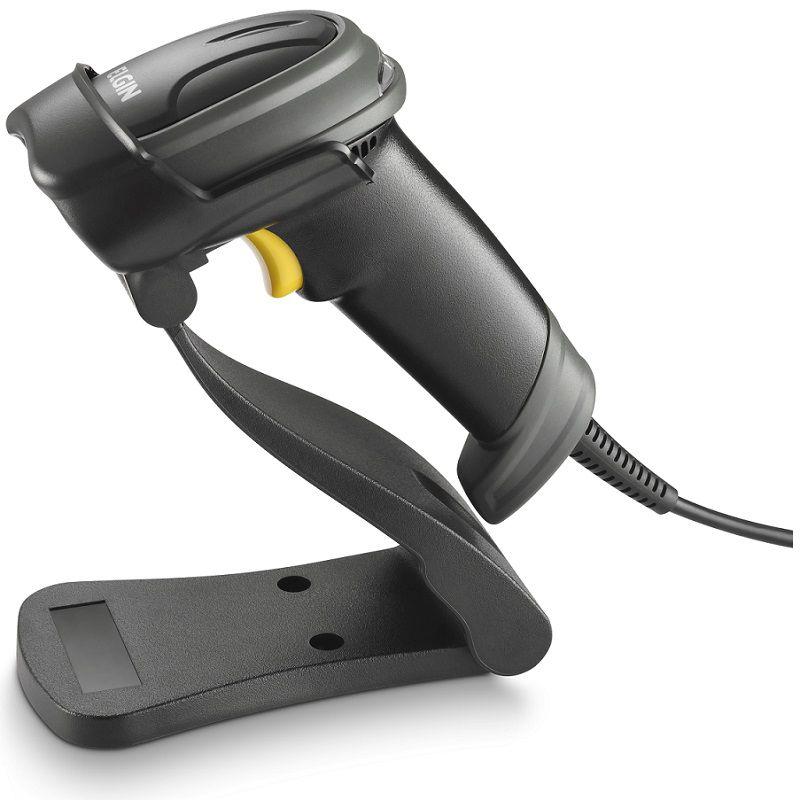 Leitor de Código de Barras 2D Elgin EL250 (Suporte/USB)