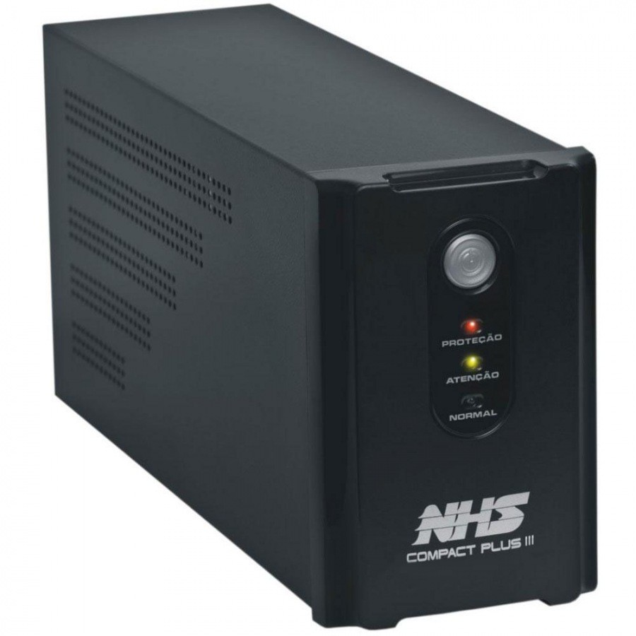 Nobreak NHS Compact Plus III 1200 VA (Bivolt)