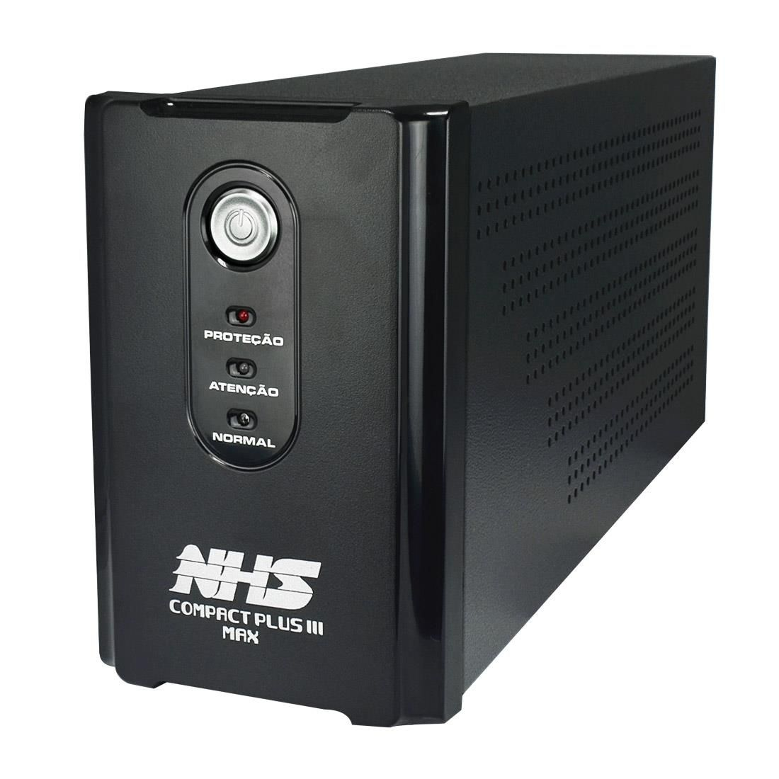 Nobreak NHS Compact Plus III 1400 VA (Bivolt)