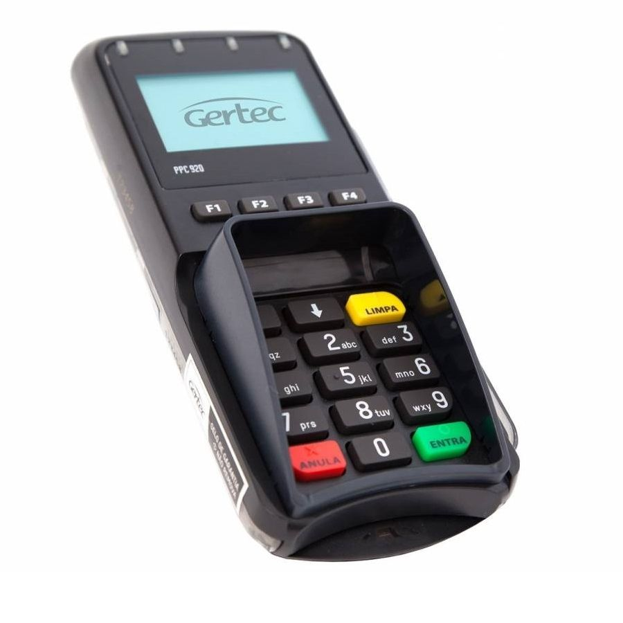 Pin Pad Gertec PPC 920 (USB/Serial)