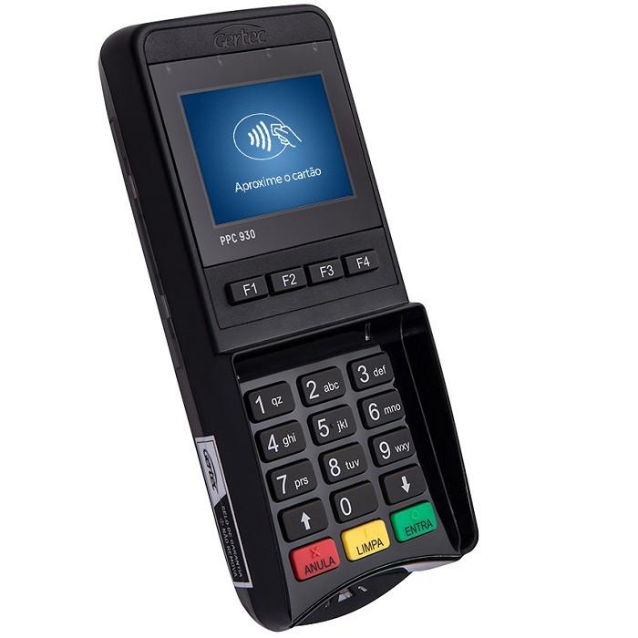 Pin Pad Gertec PPC 930 (USB)