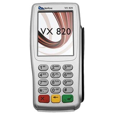 Pin Pad Verifone VX 820 (USB)