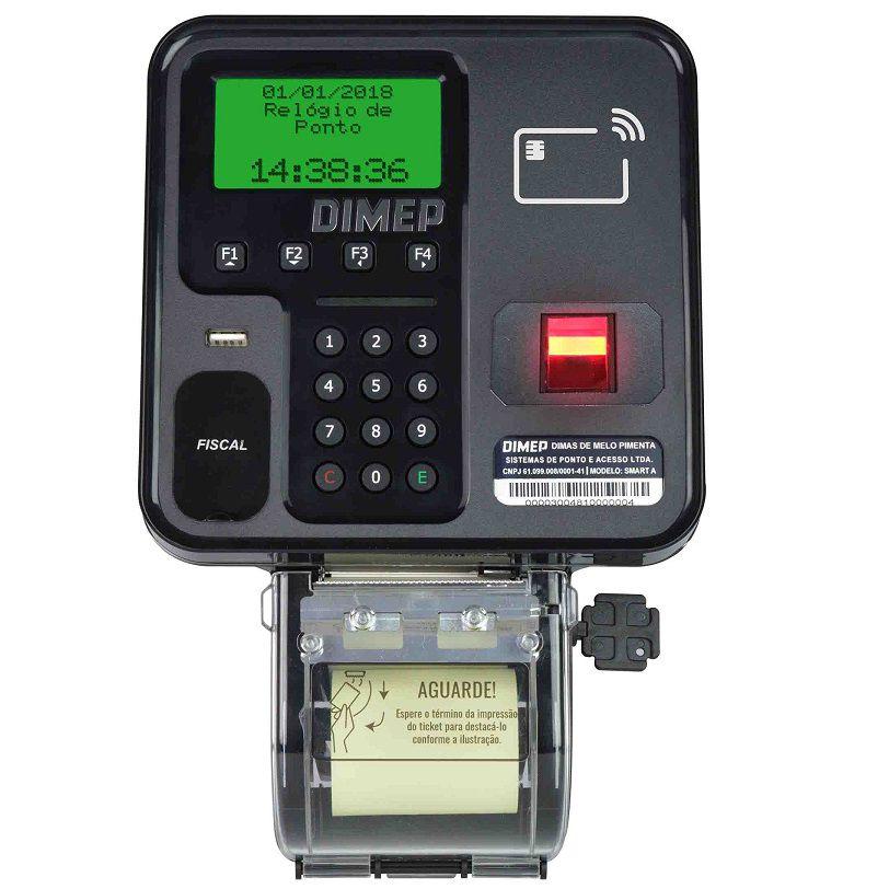 Relógio Eletrônico de Ponto Dimep Smart Point