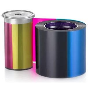 Ribbon Colorido Datacard para Cartões DS2