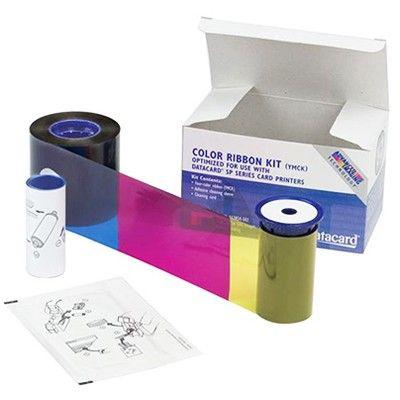 Ribbon Colorido Datacard para Cartões SD260 /SD360 /SP35 /SP55