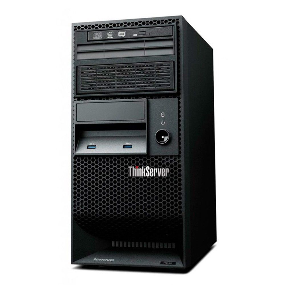 Servidor Lenovo TS150 E3-1225v5, 3.3 Ghz, 8GB 1 TB - 70LVA002BN