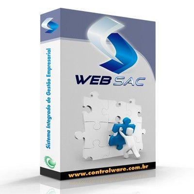 Sistema ERP Para Varejo Control Ware Web Sac