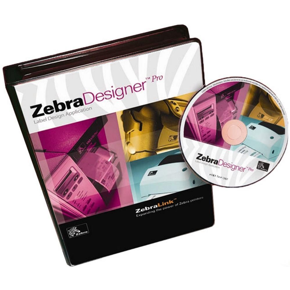 Zebra Designer Pro Mídia