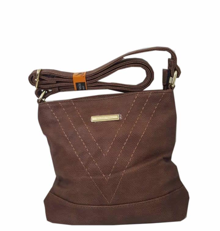 Bolsa Feminina kit Golden Fênix Caqui -  AWB1532