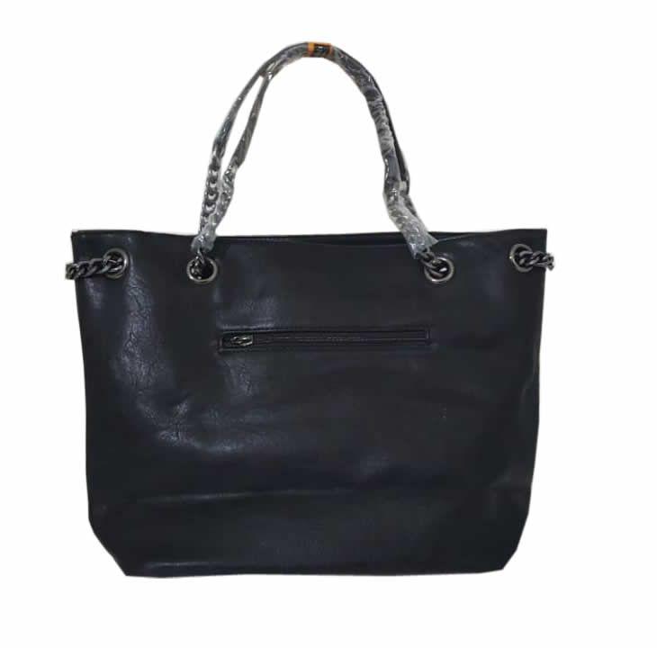 Bolsa Feminina kit Golden Fênix Preto -  AWB4977