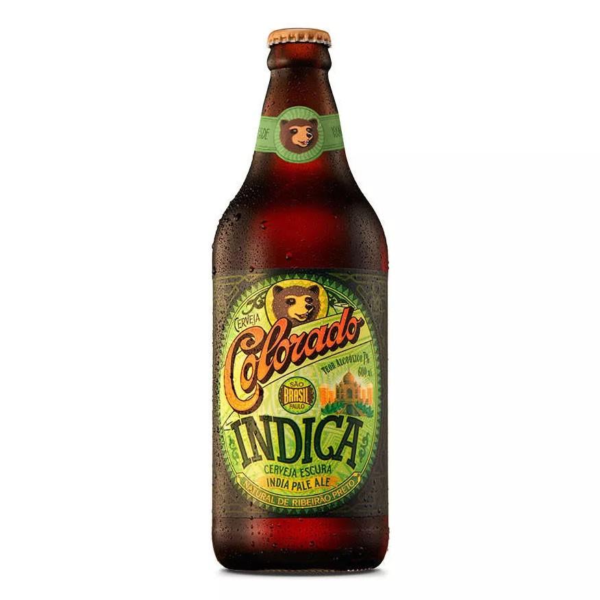 Cerveja Artesanal Colorado Indica 600ml