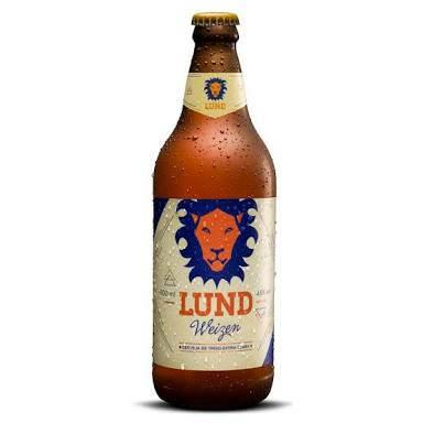Cerveja Artesanal Lund Weizen 600 ml