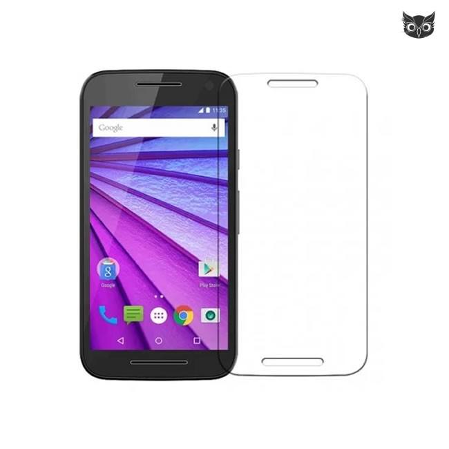 Película De Vidro Temperado Motorola Moto G4 Plus s/ biometria