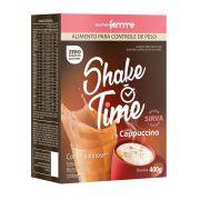Shake Time - Cappuccino - 400g - Apisnutri