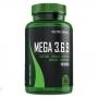 Mega 3.6.9 - Linhaça, Gergelim, Cártamo, Borragem e Girassol - 120 Cápsulas - Melcoprol