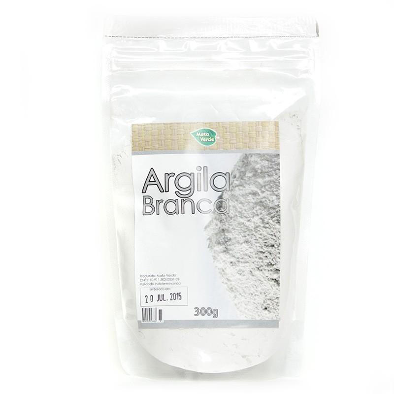 Argila Branca - 300g