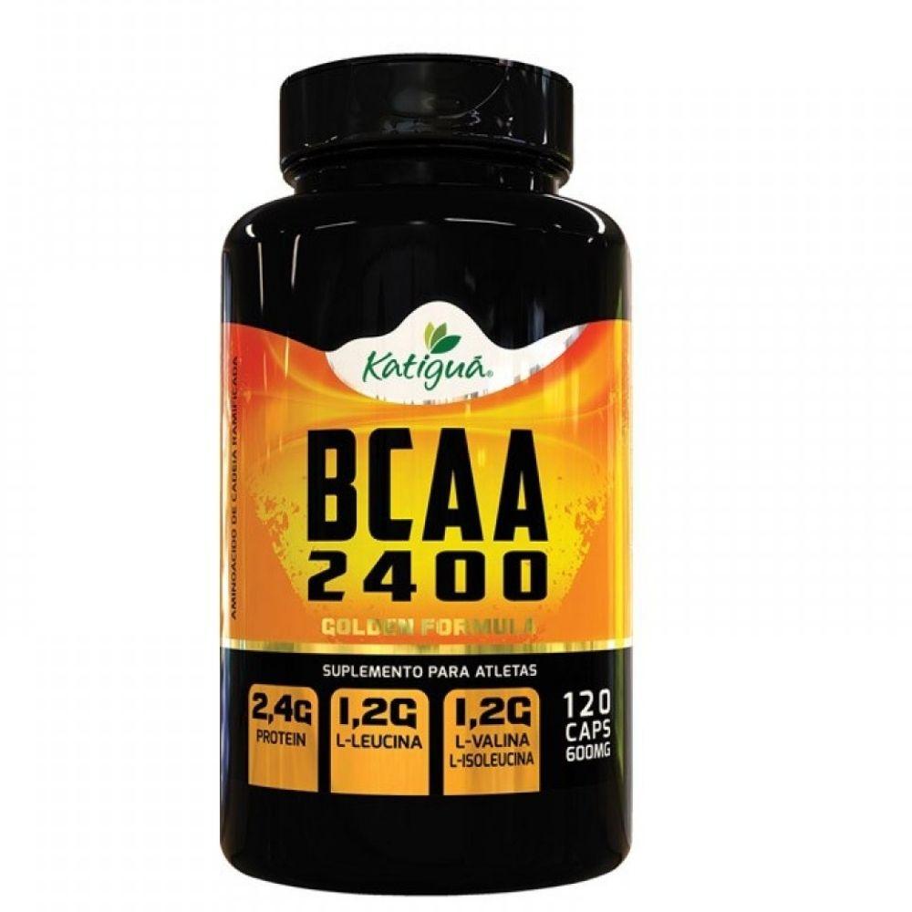 BCAA 2400 - 120 Cápsulas - Katiguá