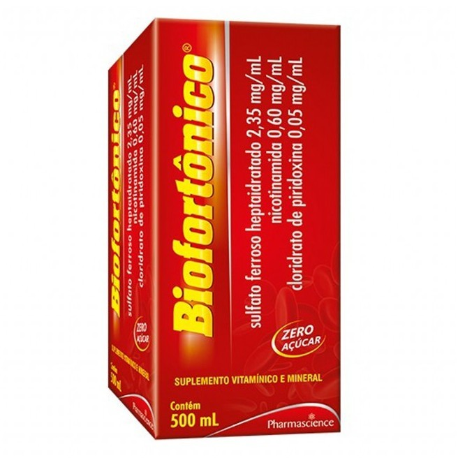 Biofornônico - Zero Açúcar - 500ml