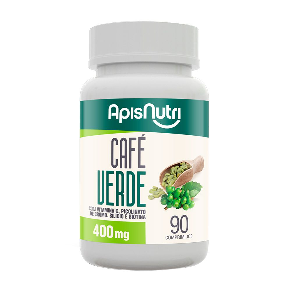 Café Verde - 90 com - 400mg