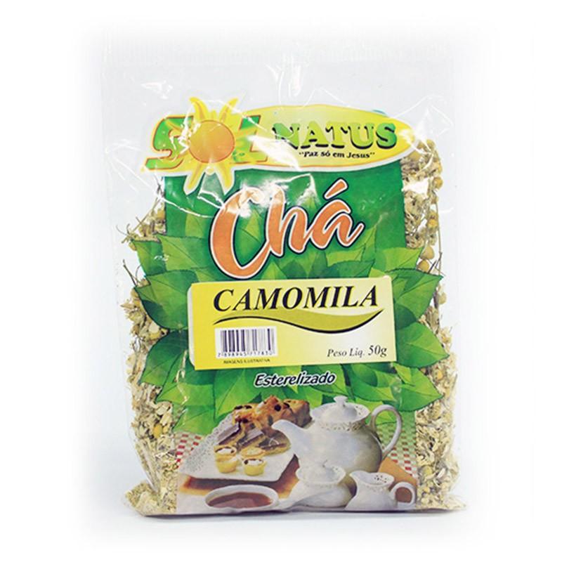 Chá de Camomila Doce - 50g