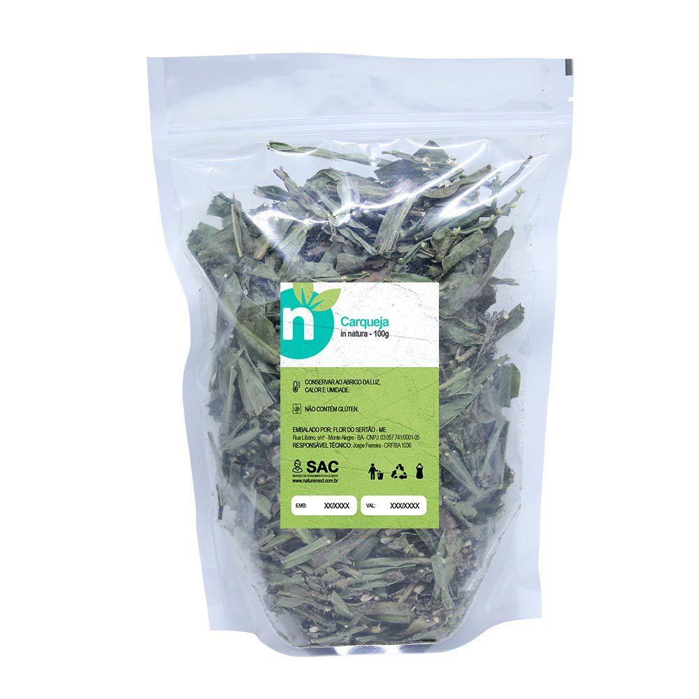 Chá de Carqueja - 100g -Naturemed