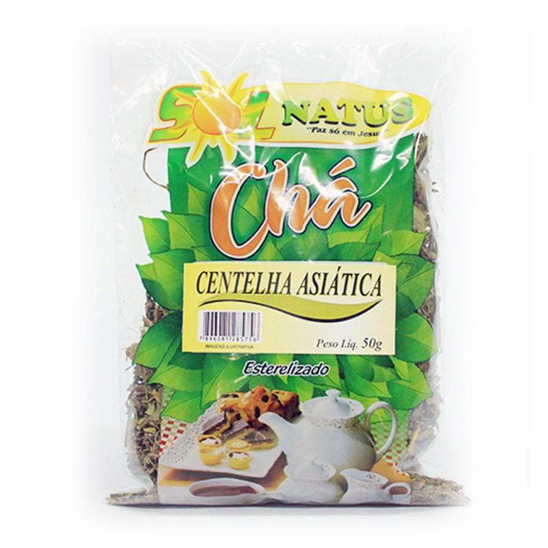 Chá de Centelha Asiática - 50g