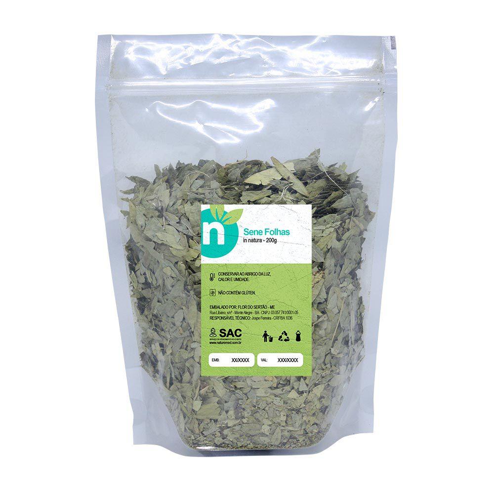 Chá de Sene Folha - 200g - Naturemed