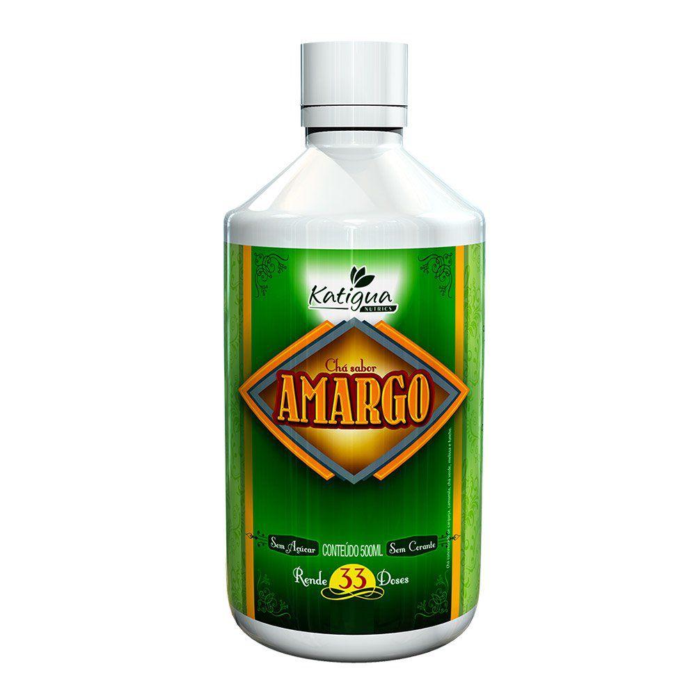 Chá sabor Amargo - 500ml - Katiguá