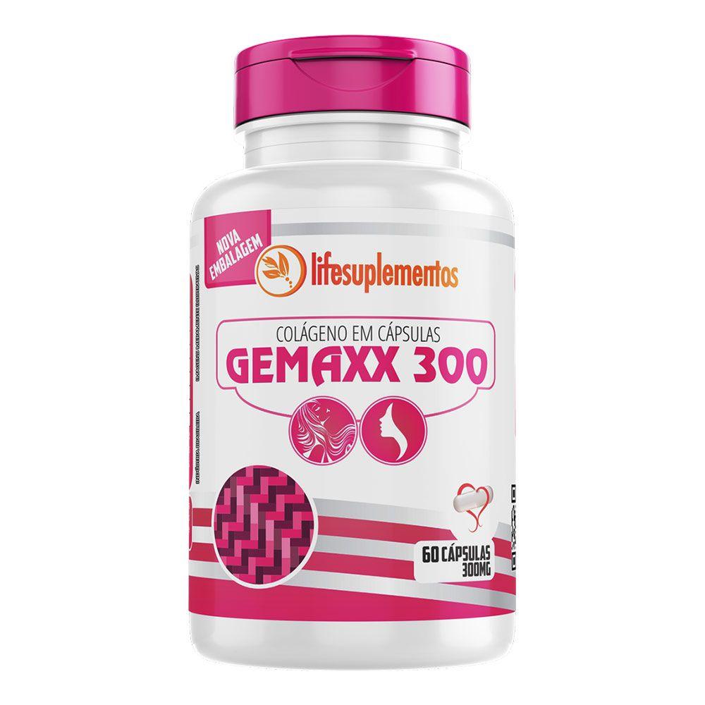 Colágeno - 60 Cápsulas - Melcoprol