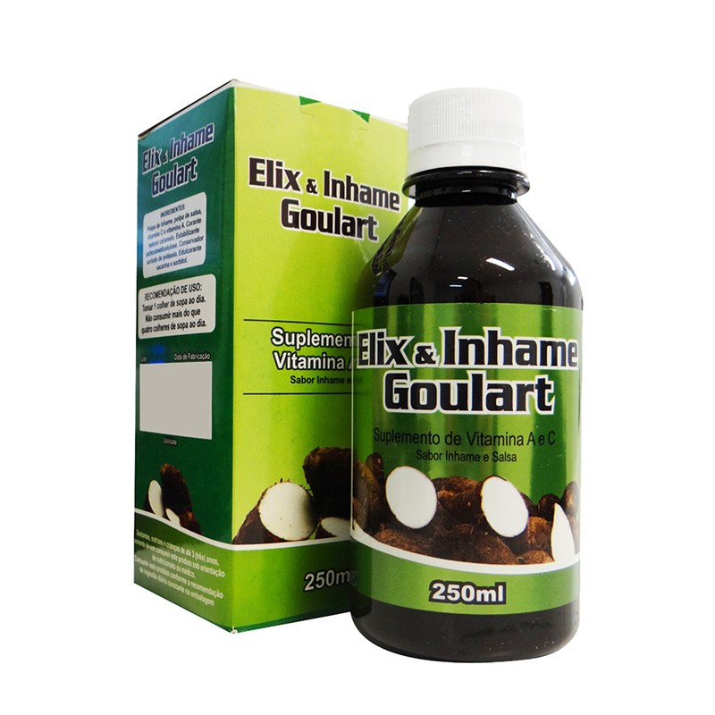 Elix & Inhame Goulart - 250ml
