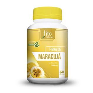 Fibra de Maracujá - 60 Cáps. - 500mg