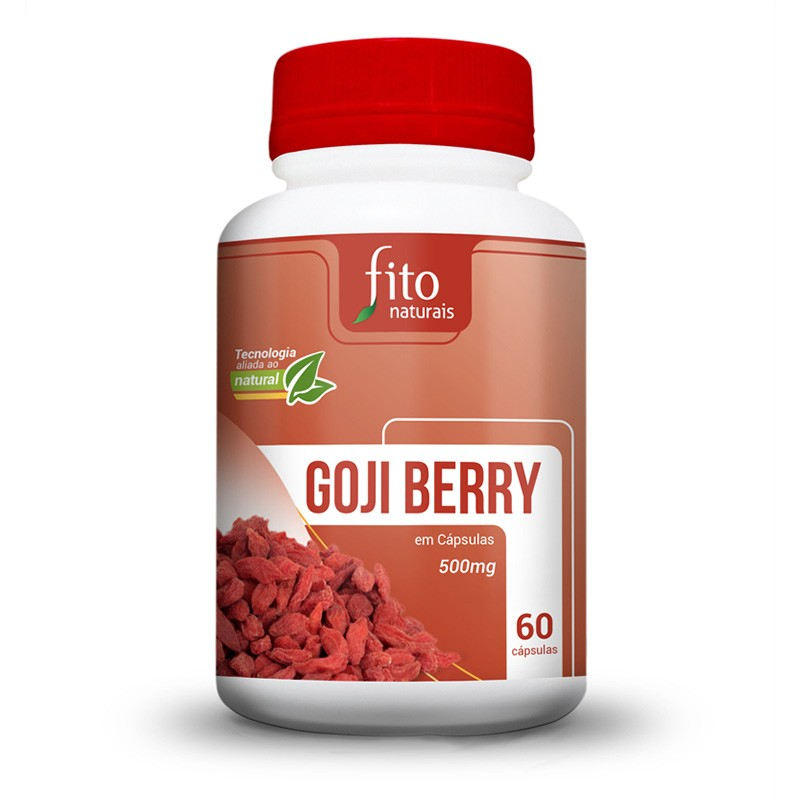 Goji Berry - 60 Cáps. - 500mg