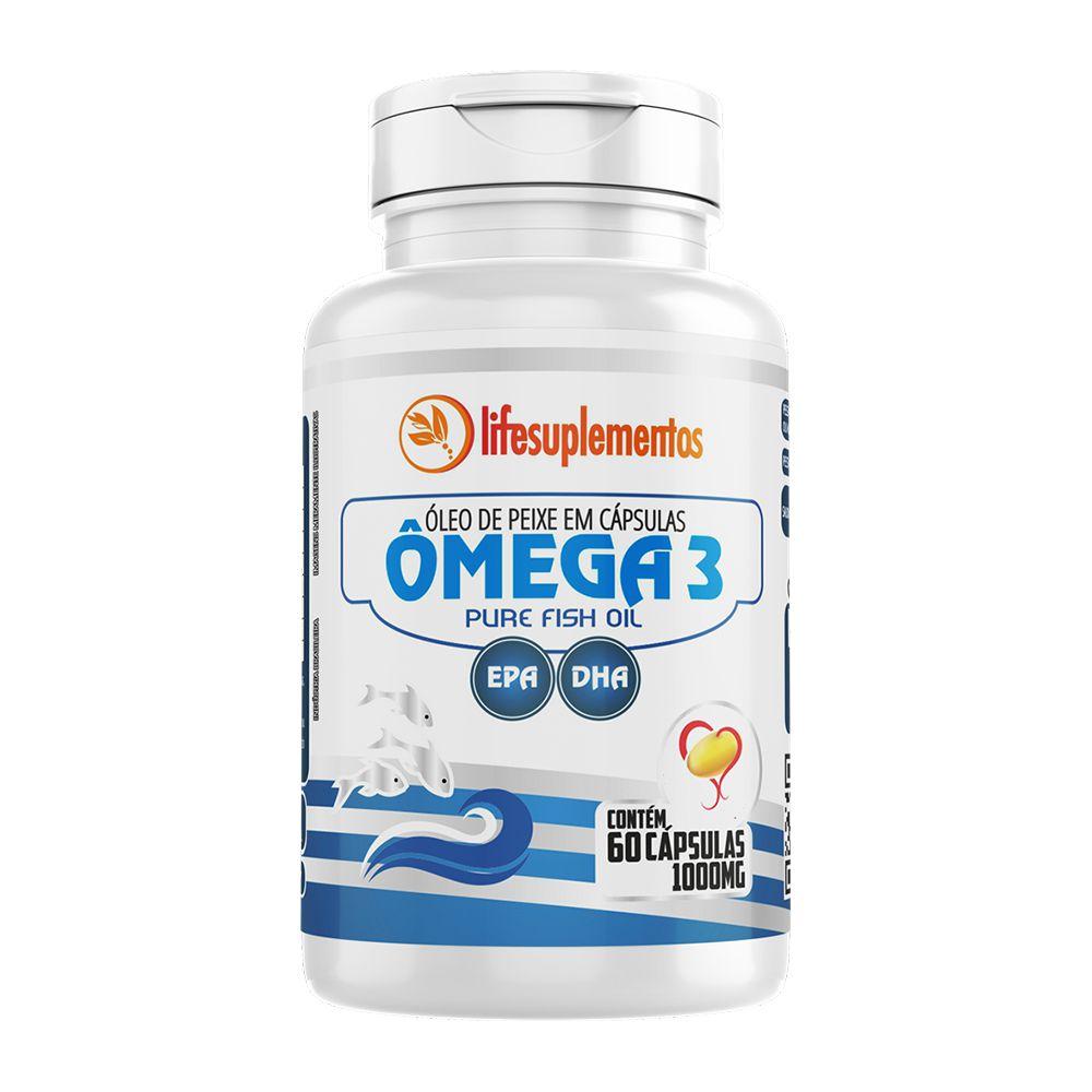 Ômega 3 - 60 Cápsulas - Melcoprol