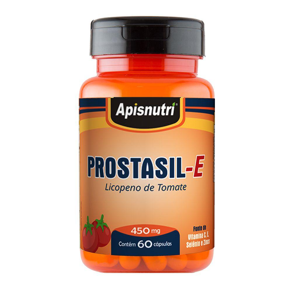 Prostasil - E - 60 Cáps. - 450mg