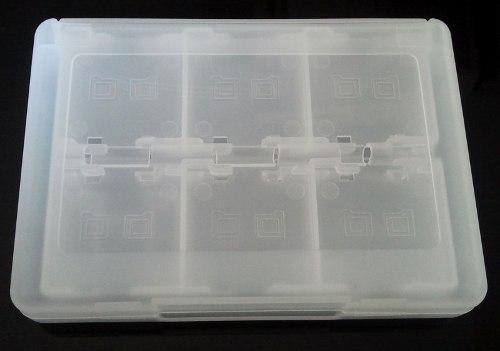 Card Case P/ Nintendo 3ds/3ds Xl E Ds - 28 Em 1.