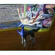 Pokemon Figure Para Montar Xerneas Importado Do Japão