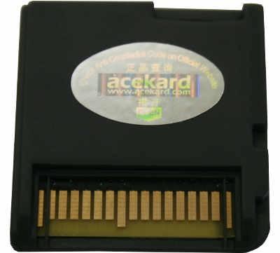 Acekard 2i Atualizado para DSi 1.4.4 e 3DS 4.3.0-10