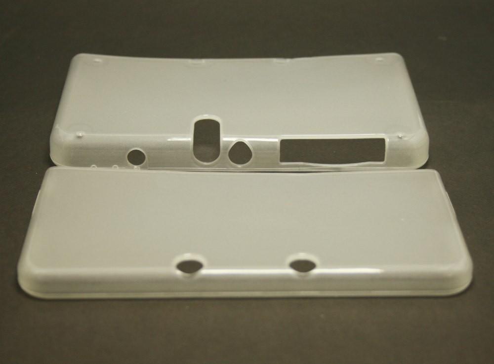 Capa - Case de TPU (maleável)para Nintendo New 3DS