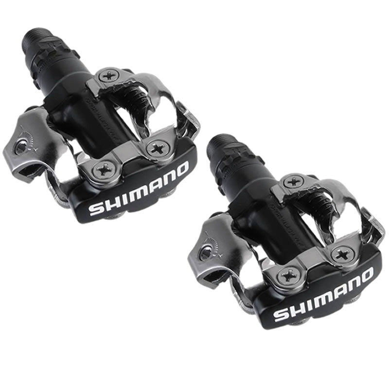 Pedal Shimano SPD PD-M520 com Tacos