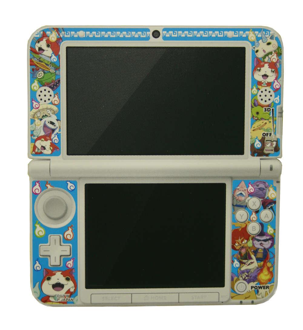 Película Licenciada Para Nintendo 3ds Xl Youkai Watch Imp. Do Japão