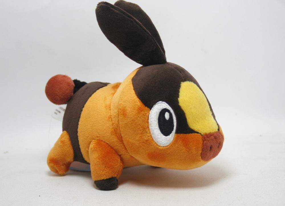 Pelúcia Oficial Pokemon Tepig Importado Do Japão