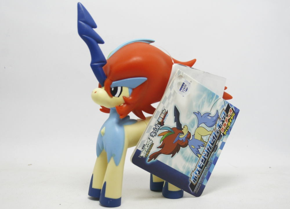 Pokemon Figure Keldeo 16cm Importado Do Japão
