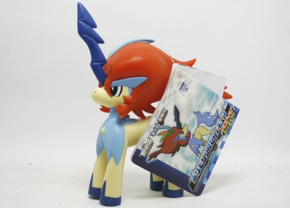 Pokemon Figure Keldeo 16cm Importado Do Japão