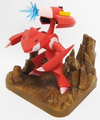 Pokemon Figure Red Genesect - Shiny Importado Do Japão
