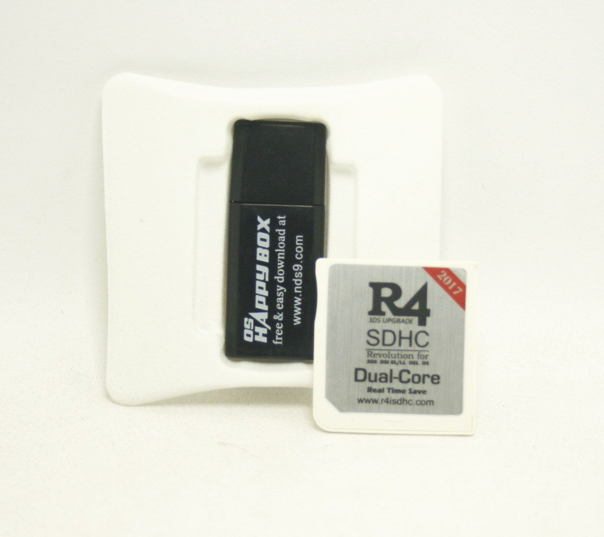 R4 3DS Upgrade  SDHC Dual Core RTS 2017 NTr Boot