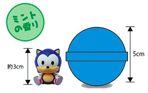 Sonic The Headgehog Bath Ball Figure Bonecos Sonic